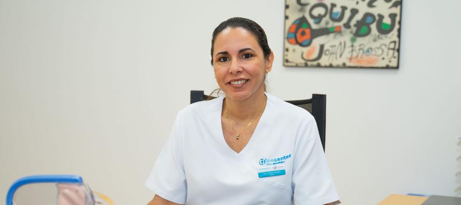 Doctora Yalixtzin Madriz Esturo